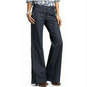 Old Navy the flirt wide leg jeans.